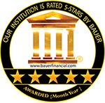 5 star rated credit union